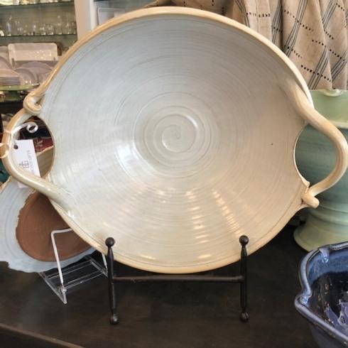 Potsalot   White Pasta Bowl POL-007 $144.00