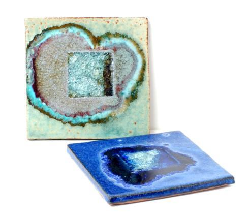 Babcock Exclusives  Kerry Brooks Pottery 8inch Trivet KER-196 $35.00