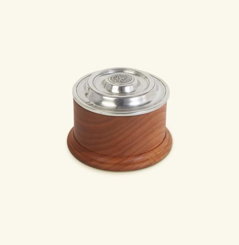 $160.00 Wood Salt Cellar MTH-520