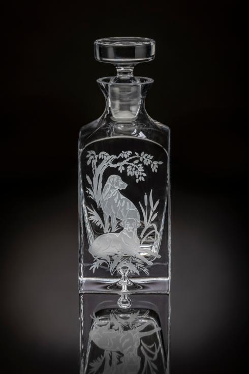 Julie Wear Designs   Lab Square Decanter JWD-114 $279.00