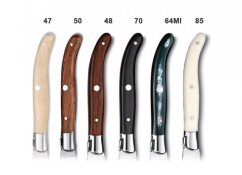 Claude Dozorme   Exotic Wood Steak Knives s/6 CDZ-001 $145.00