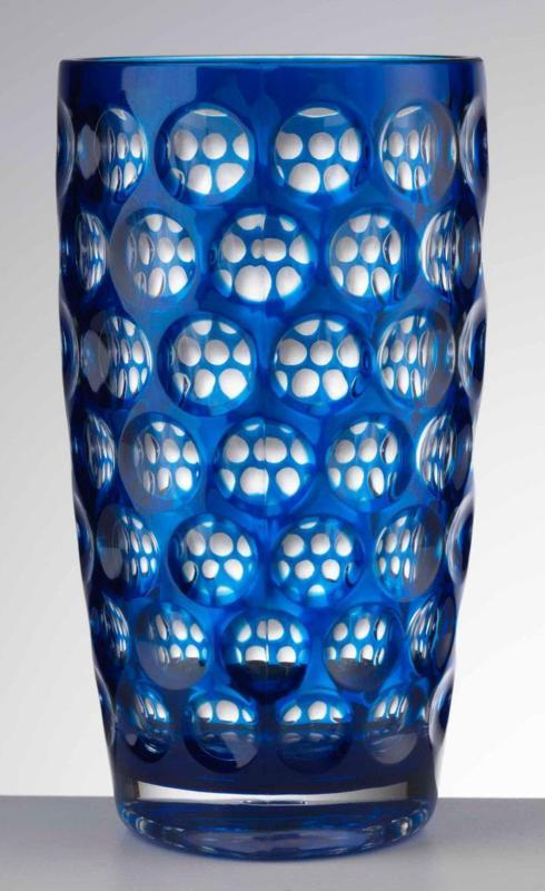 $22.00 Lente Royal Blue Highball MLG-018