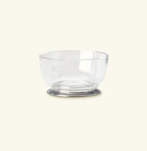 Match   Small Round Crystal Bowl MTH-250 $67.00