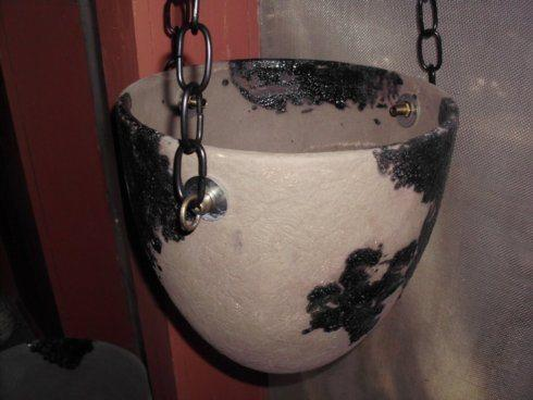 McCarty Pottery   Hanging Planter MCP-084 $156.00