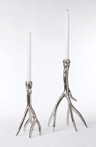 Teton Antler Candleholders s/2 NAP-400 collection with 1 products