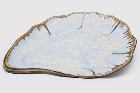 Alison Evans  Abalone & Tortoise Platter AEC-021 $253.00