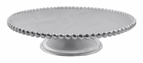 Mariposa   Pearled Cake Stand MAR-394 $148.00