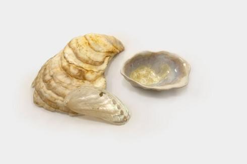 Alison Evans  Pearl Mini Oyster Cup AEC-180 $32.50