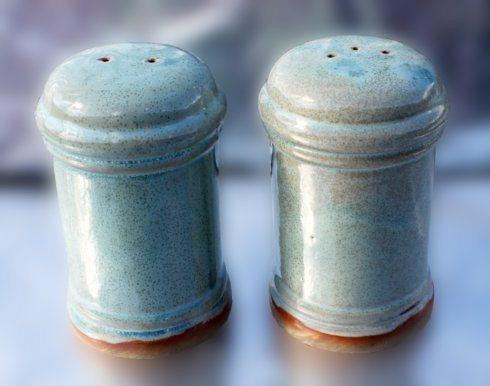 Babcock Exclusives  Michael Satterfield Pottery Salt & Pepper Shakers Assorted SFP-015 $65.00