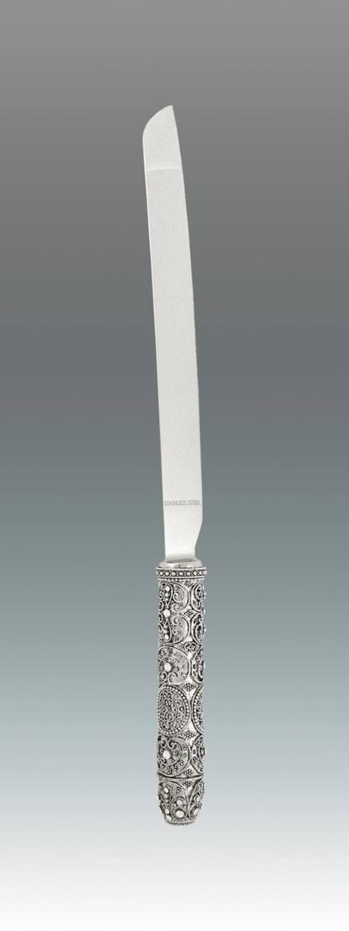 $59.00 Jeweled Cake Knife TIZ-752