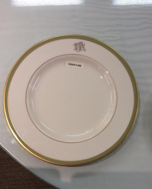 Signature Green w/ Mono Dinner/PKD-460 collection with 1 products