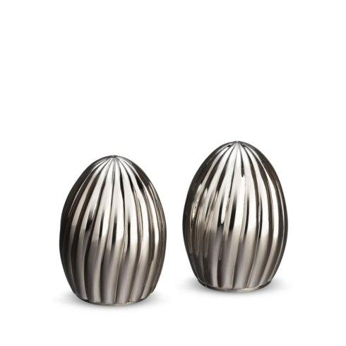 Carrousel Salt/Pepper Stainless Shaker Set LO-251 collection with 1 products
