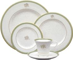 Signature Color Saucer (No Monogram) PKD-225 collection with 1 products