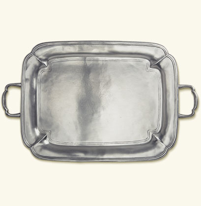 Match   Parma Rect Tray w/ Handles MTH-033 $496.00