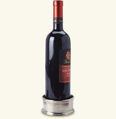 $145.00 Bottle Coaster w/Wood Insert MTH-255