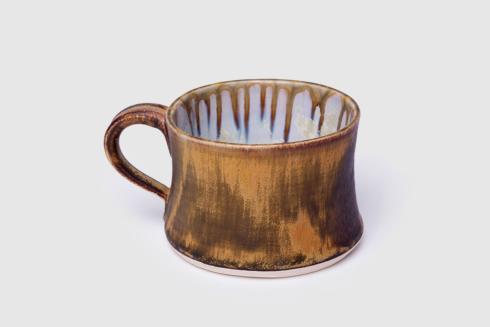 Alison Evans   Abalone & Tortoise Short Mug AEC-077 $56.00
