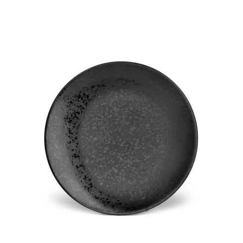 L'Objet  Dinnerware Alchimie Black Dessert LO-362 $32.00
