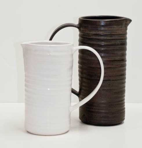 Alice Goldsmith   Brooklyn White Large Pitcher AGS-409 $164.00