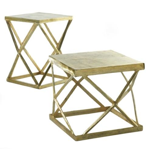 Accent Decor   Amina Table 16x16x22 ACD-083 $279.00