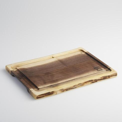 $125.00 Cherry Medium Cutting Board w/Groove ADP-029