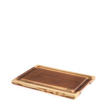 $135.00 Medium Black Walnut Board w/Groove ADP-028