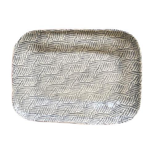 Terrafirma  Charcoal Braid Asparagus Tray TCI-061 $169.00