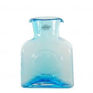 Blenko Glass Co   Mini Ice Blue Water $43.00