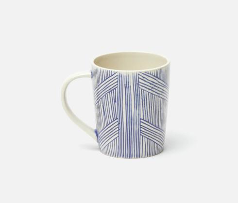 Blue Pheasant  Nolan Navy/Cream Mug BPH-015 $18.00