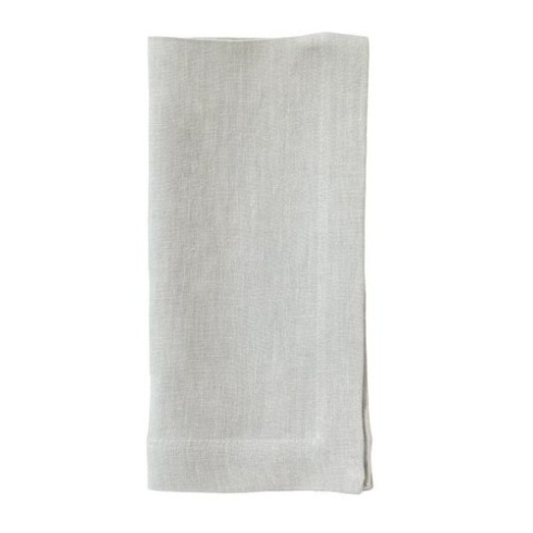 Bodrum   Celedon Washed Linen Napkin BDR-201 $16.50