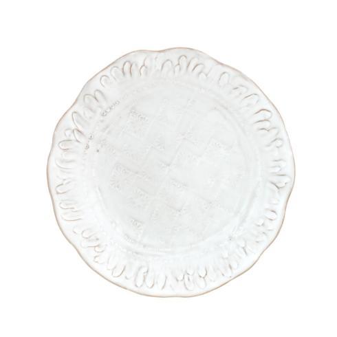 Bellezza white salad plate VIX-831