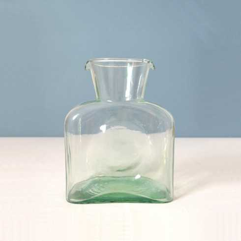 Blenko Glass Co   Mini Water Bottle Crystal BG-011 $43.00