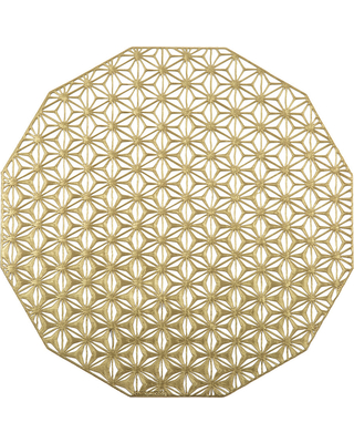 Kaleidoscope Brass Mat CWH-057 collection with 1 products