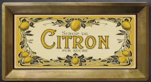 "Babcock Exclusives  Trademark Time Citron 6x11"" Antique Copper Tray TMT-003 $47.50"