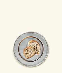 Match   Convivio All Pewter Bread Plate $113.00