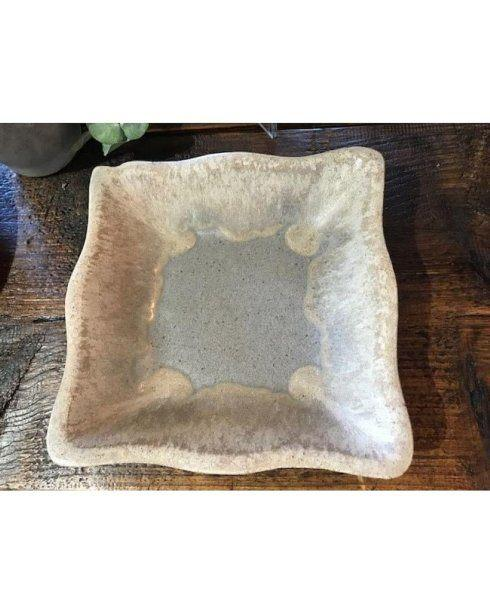 Babcock Exclusives  Coontown Pottery Scallop Dip Dish CTP-013 $40.00