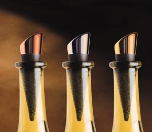 Cork Pops   Brass Bottle Stopper CKP-012 $16.50