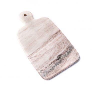 Simon Pearce  Marble Pieces Beige Medium Marble Board SP-002 $45.00