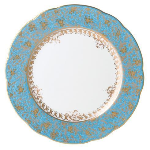 Bernardaud  Eden Turquoise Dinner BL-241 $220.00