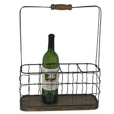 $83.00 4 Bottle Wine Caddy NAP-371
