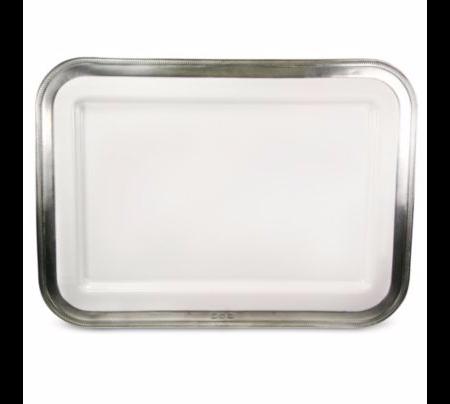 $340.00 Luisa Rectangular Platter Large MTH-166