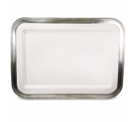 $340.00 Luisa Rectangular Platter Large MTH-166