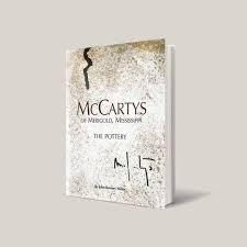 Babcock Exclusives  McCarty Pottery Coffee Table Book MCP-600 $100.00