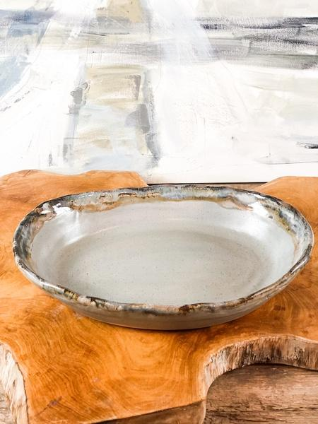 Etta B Pottery  Serving Pieces Oval Baking Dish Assorted EBP-398 $73.00