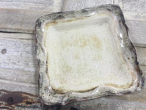Etta B Pottery   Large Square Platter Assorted EBP-164 $75.00