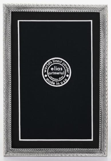 Elias Artmetal   Empire Frame 4x6 EA-421 $75.00