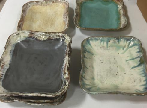 Etta B Pottery  Serving Pieces Mini Casserole Assorted EBP-185 $58.00
