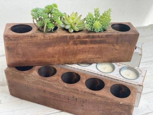 Babcock Exclusives  Forever Green Art 5 Hole Sugar Mold w/Cups FGA-006 $45.00