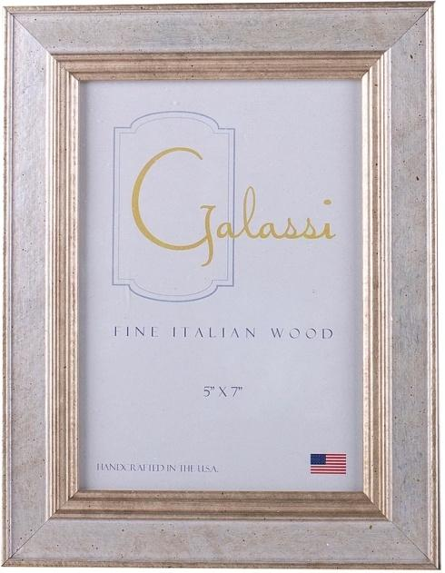 F.G. Galassi   Silver Cambridge Frame 8x10 FGG-286 $55.00