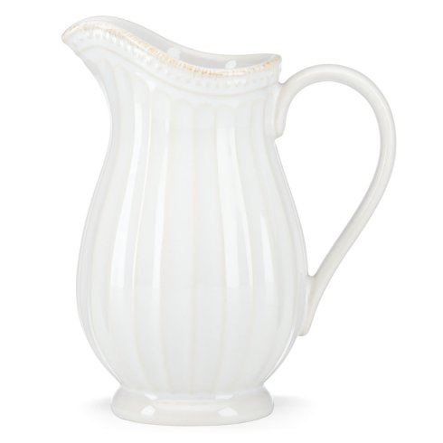 Lenox  French Perle Groove White Mini Pitcher LEC-217 $22.00