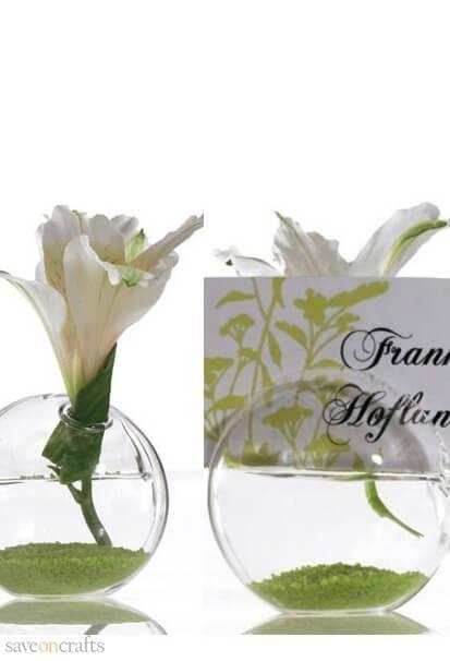 Accent Decor   Blossom Name Card Holder ACD-023 $12.00